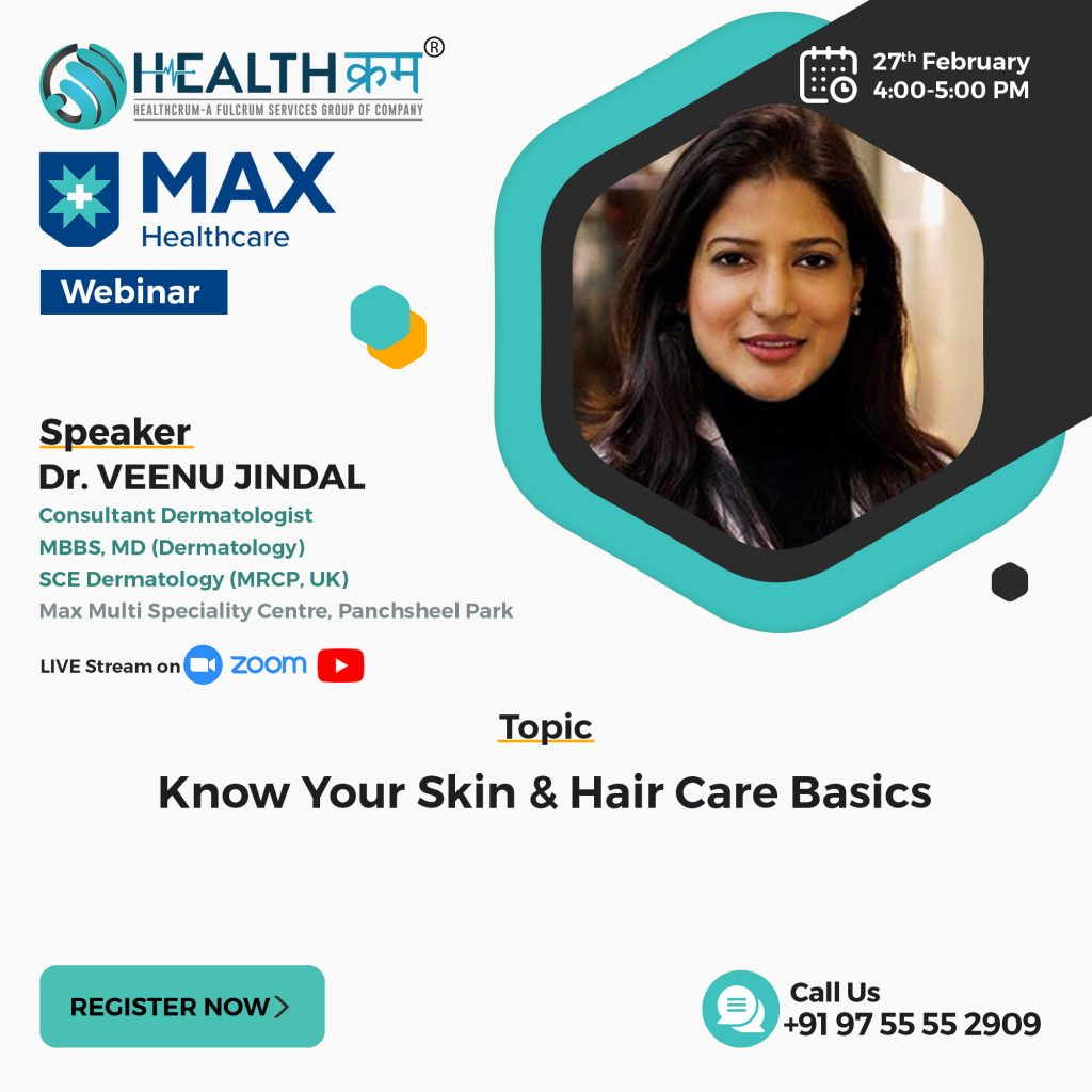 dr. veenu jindal hair and skin care basics
